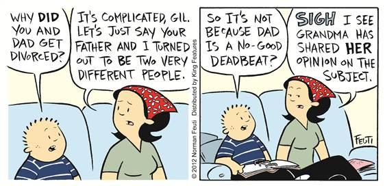 Understanding the realities of your divorce......