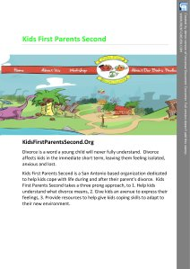 Kids First Parents Second newsletter _4_