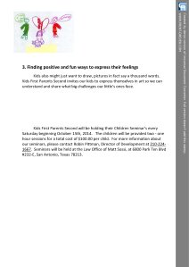 Kids First Parents Second newsletter _4_(2)